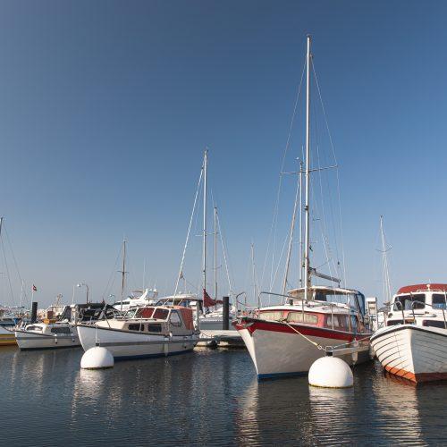 Bådreparation - type af fartøjer vi kan repararere